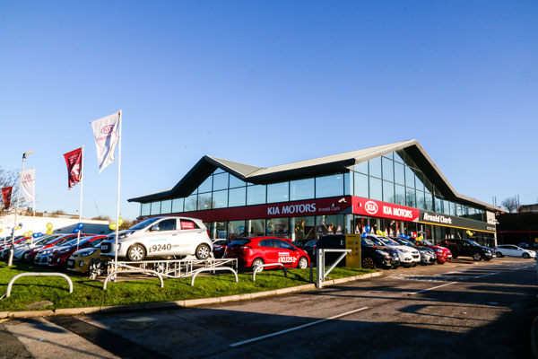 Arnold Clark - Liverpool Motorstore / Kia / Mazda | 55 Sefton Street, Toxteth, Liverpool L8 6UD | +44 151 702 5000