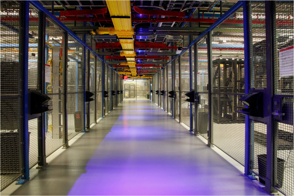 Equinox DC2 Ashburn Data Center