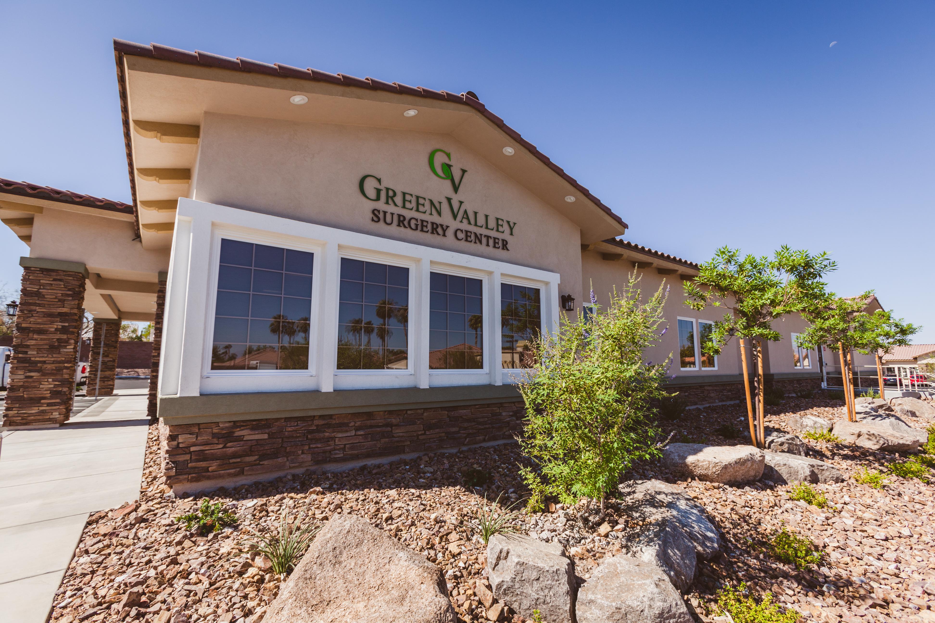 Green Valley Surgery Center   7365 S Pecos Rd, Las Vegas, NV, 89120   +1 (702) 857-6500
