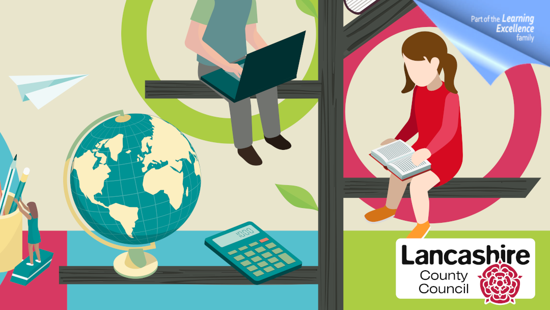 Lancashire Professional Development Service | The Centre For Learning Excellence, Chorley PR7 1QR | +44 1257 516100