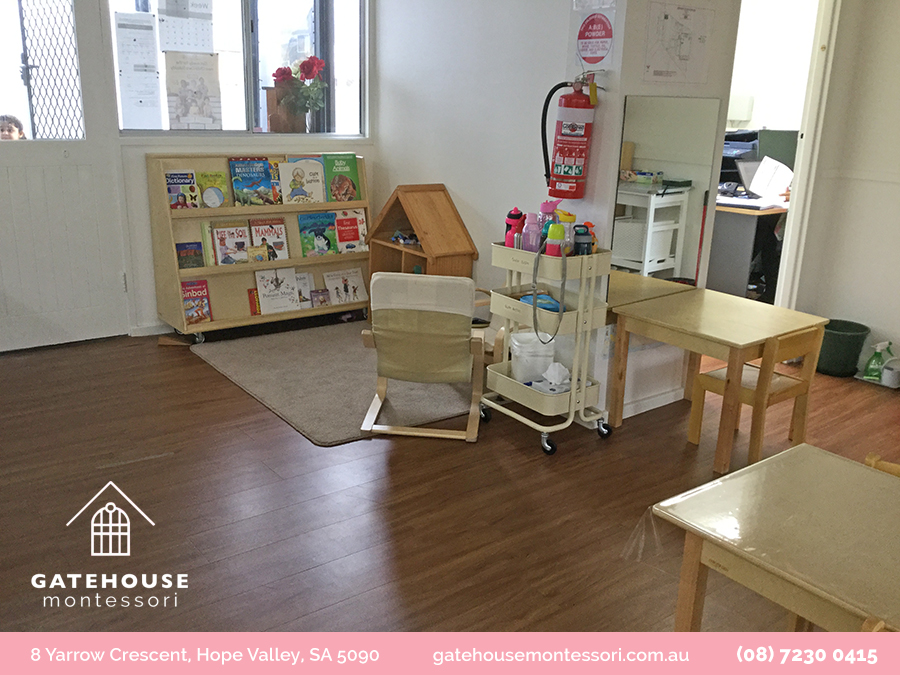 Gatehouse Montessori Preschool & Early Learning Centre | 8 Yarrow Crescent, Hope Valley, South Australia 5090 | +61 8 7230 0415