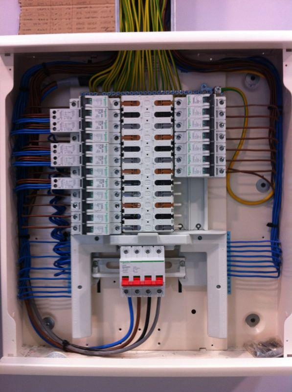 North East Electrical Ltd. - Electricians Houghton Le Spring   Houghton Le Spring DH4 7SH   +44 7800 546296
