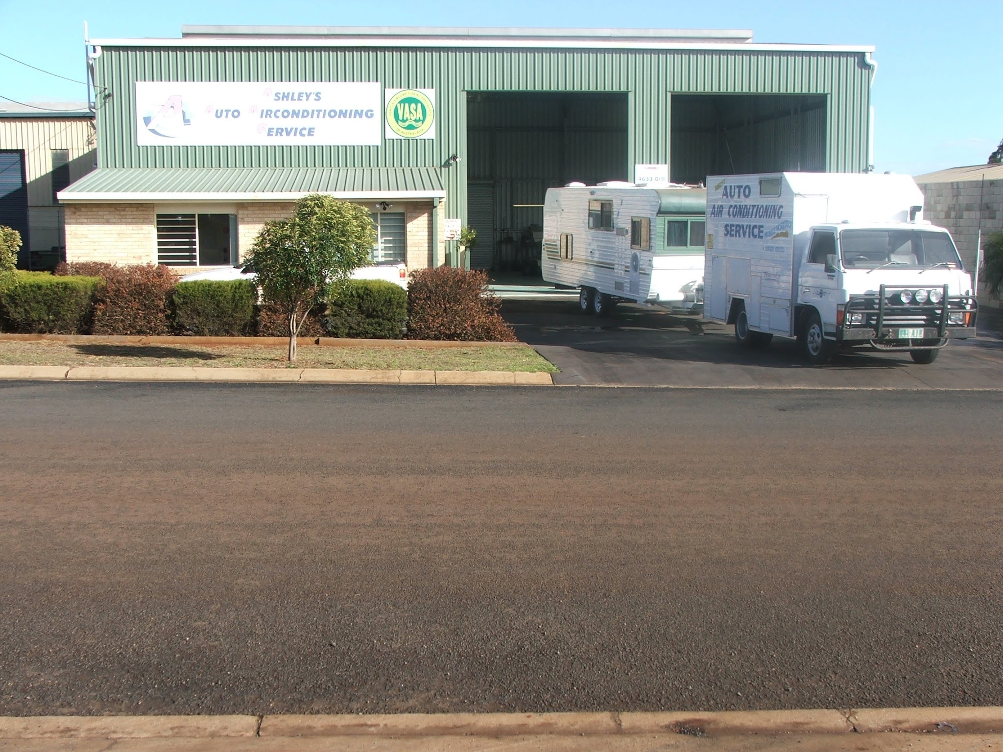 Ashley'S Auto AIR Conditioning Service | 13 Eyers Street, Toowoomba, Queensland 4350 | +61 7 4633 0111