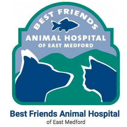 Best Friends Animal Hospital Of East Medford   980 N Phoenix Rd Ste 103, Medford, OR, 97504   +1 (541) 770-7039