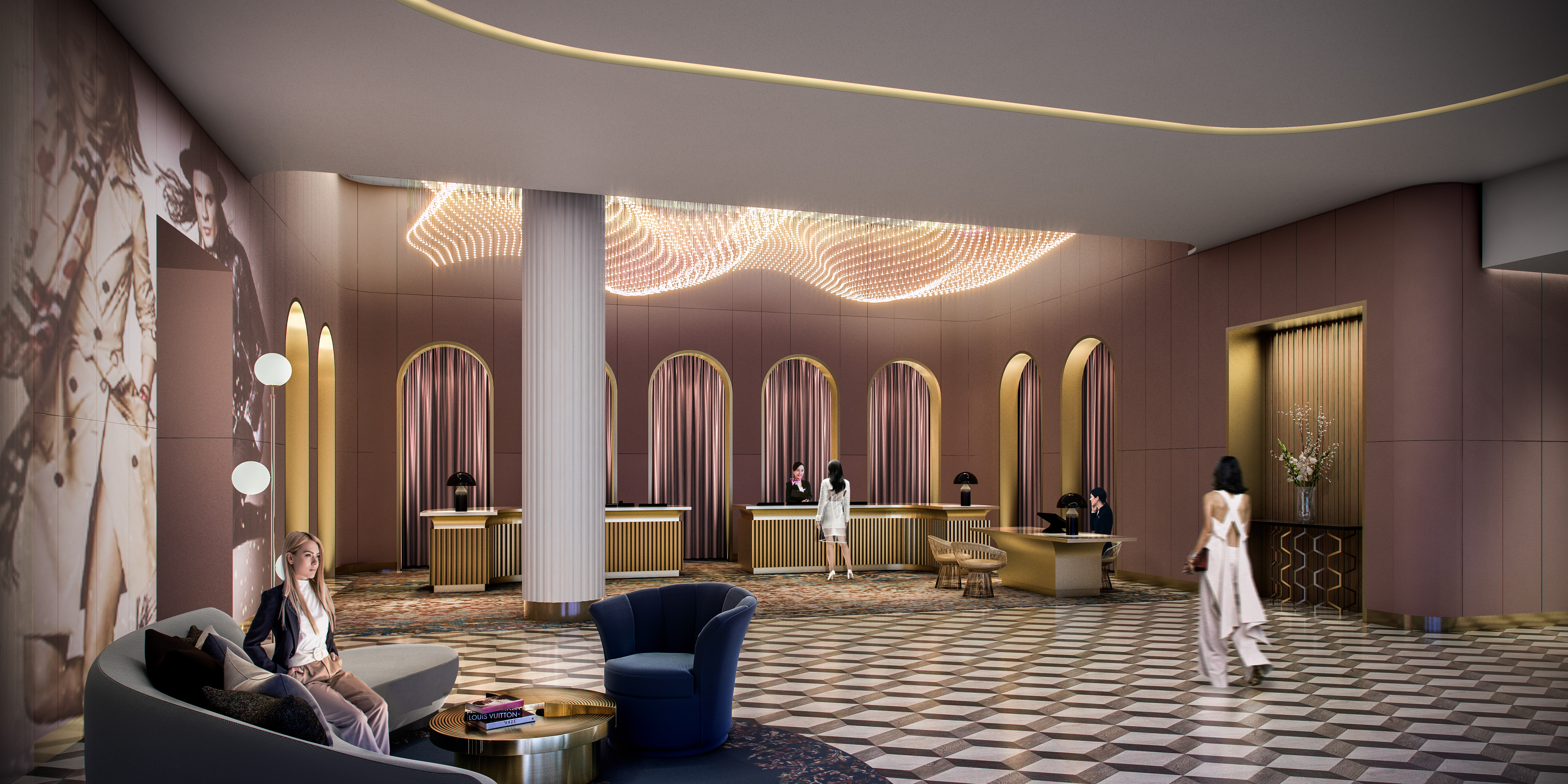 Hotel Chadstone Melbourne - MGallery by Sofitel (Opening November 2019) | 1341 Dandenong Road, Chadstone, Victoria 3148 | +61 3 9567 1073