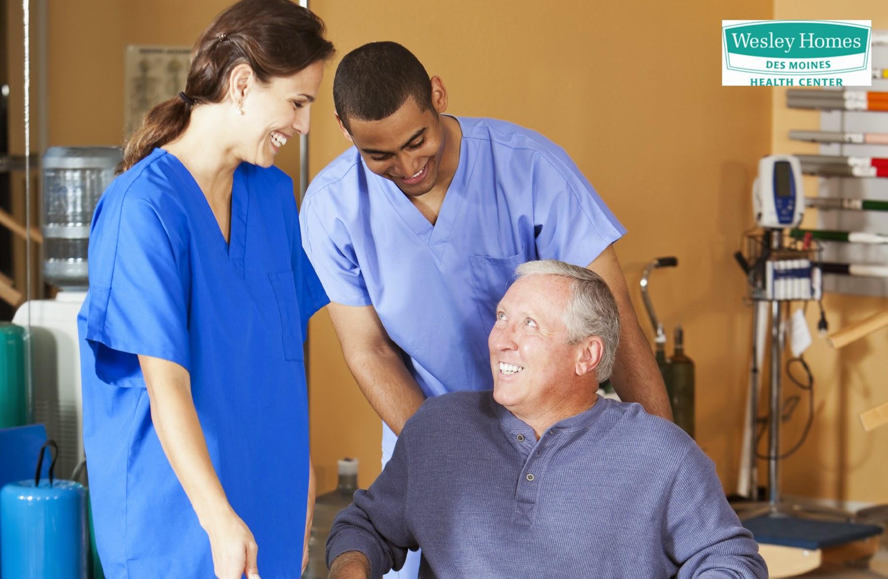Wesley Des Moines Health Care & Rehabilitation Center | 1122 S 216th St, Des Moines, WA, 98198 | +1 (206) 824-3663