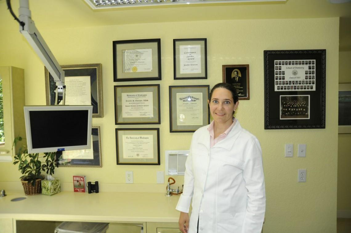 North Seattle Restorative and Preventative Dentistry: Jennifer S Emerson, DDS | 5701 NE Bothell Way #6, Kenmore, WA, 98028 | +1 (425) 486-2715