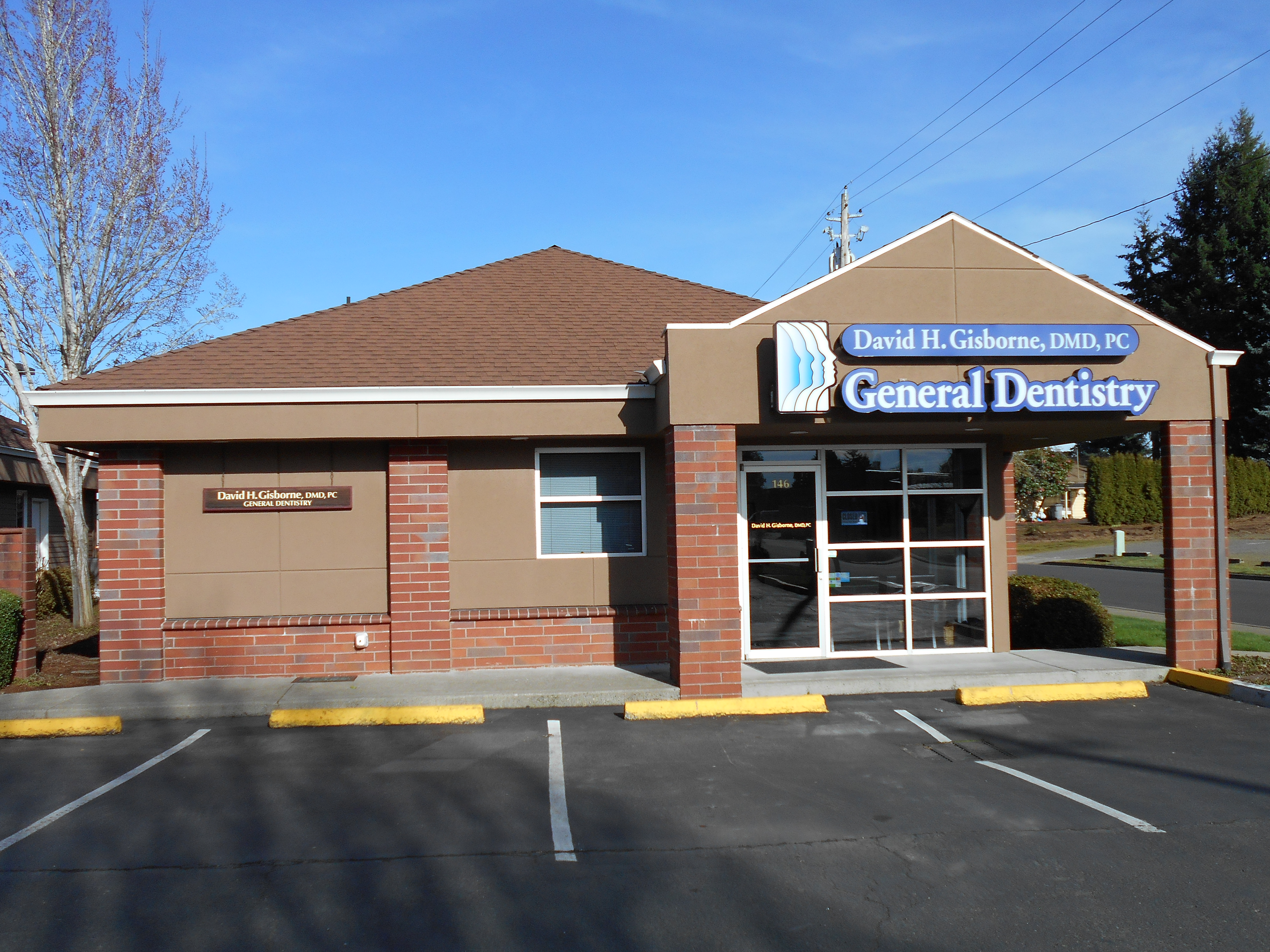 Dr. David H. Gisborne, Family Dentist | 146 SW 2nd Ave, Canby, OR, 97013 | +1 (503) 266-5596