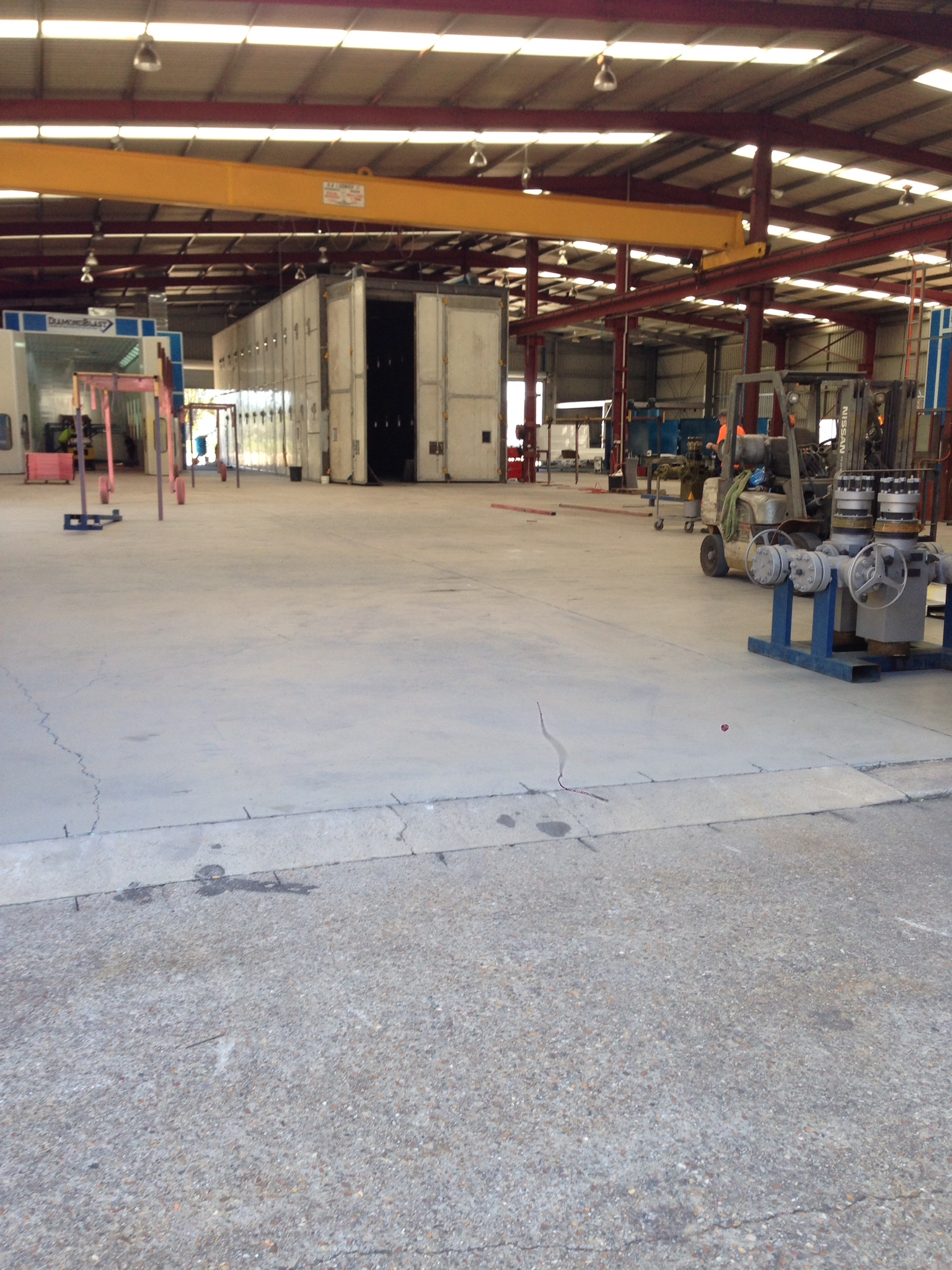 Diamond Blast Pty Ltd | 32 Duntroon Street, Brendale, Queensland 4500 | +61 7 3106 4155