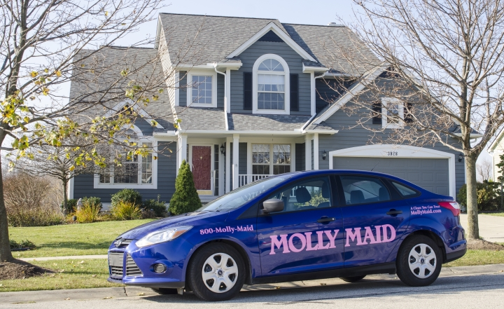 MOLLY MAID of Boise and the Treasure Valley | 1519 N Main St #100, Meridian, ID, 83642 | +1 (208) 261-7202