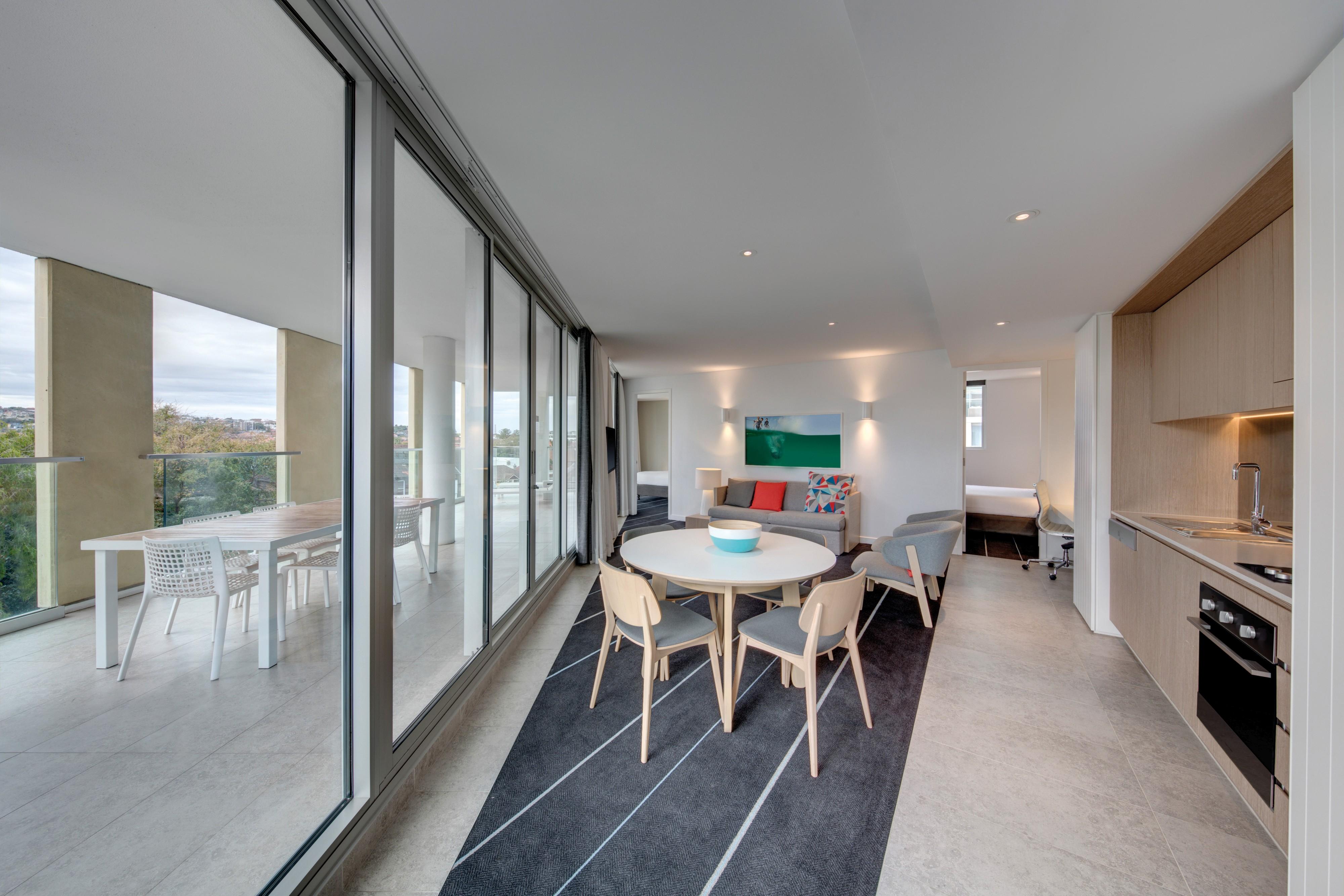 Adina Apartment Hotel Bondi Beach Sydney | 69-73 Hall, Bondi Beach, New South Wales 2026 | +61 2 9300 4800