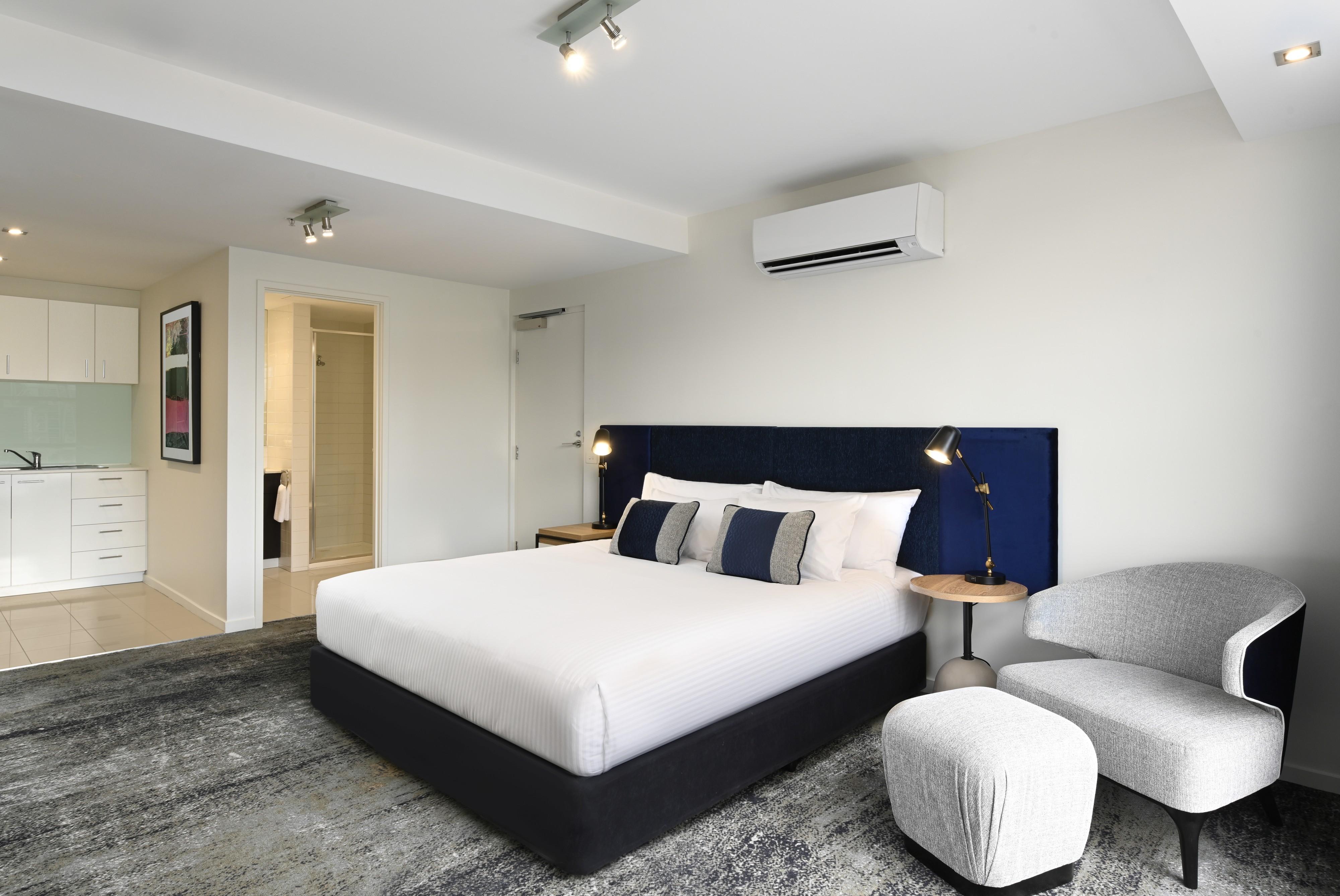 Adina Apartment Hotel Melbourne, Northbank | 550 Flinders Street, Melbourne, Victoria 3000 | +61 3 9246 0000
