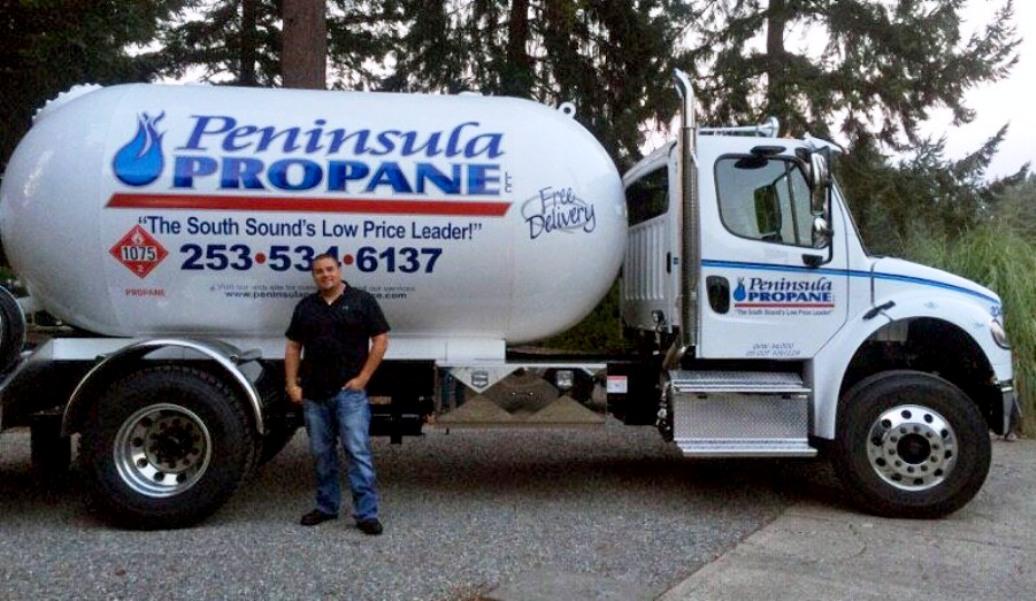Parkland Propane - Peninsula Propane (PPS) 253 534-6137 | 320 Garfield St S Unit 44602, Tacoma, WA, 98448 | +1 (253) 534-6137