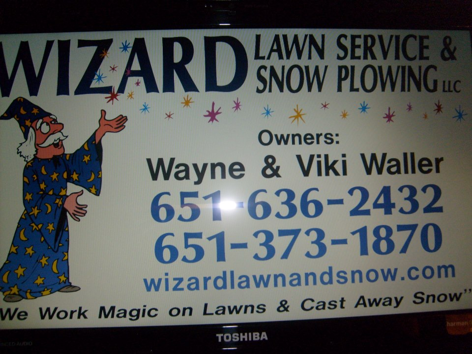 Wizard Lawn Service & Snow Plowing LLC | 1072 Island Lake Ave, Shoreview, MN, 55126 | +1 (651) 636-2432