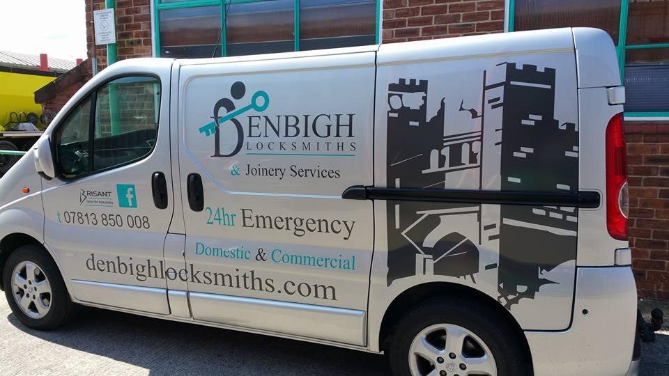 Denbigh Locksmiths & Joinery services   2 Abbey Court, Denbigh LL16 3HU   +44 7813 850008