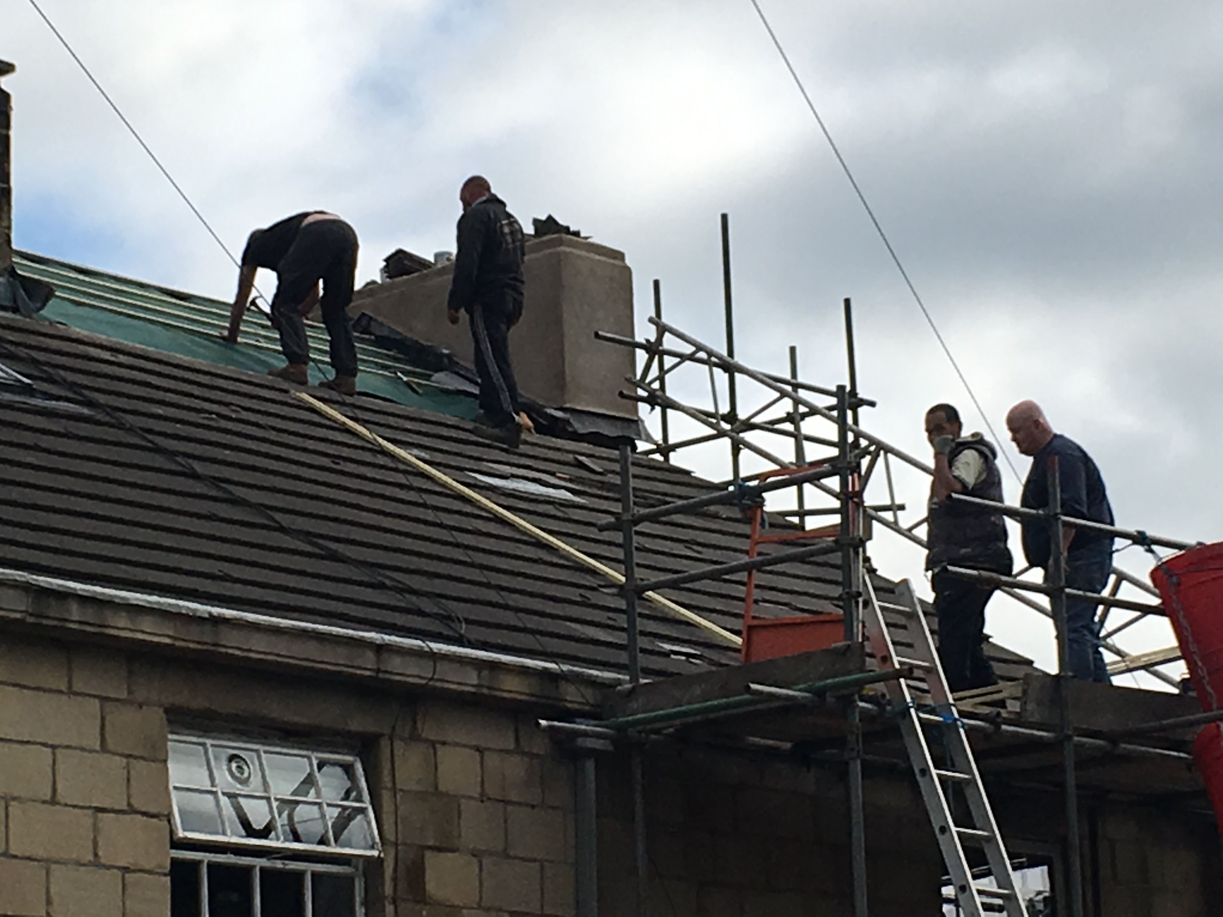 All Round Roofing, Slate Roofing, Tile Roofing Repairs Burnley | Manchester Road Works, Burnley BB11 2QG | +44 1282 425131