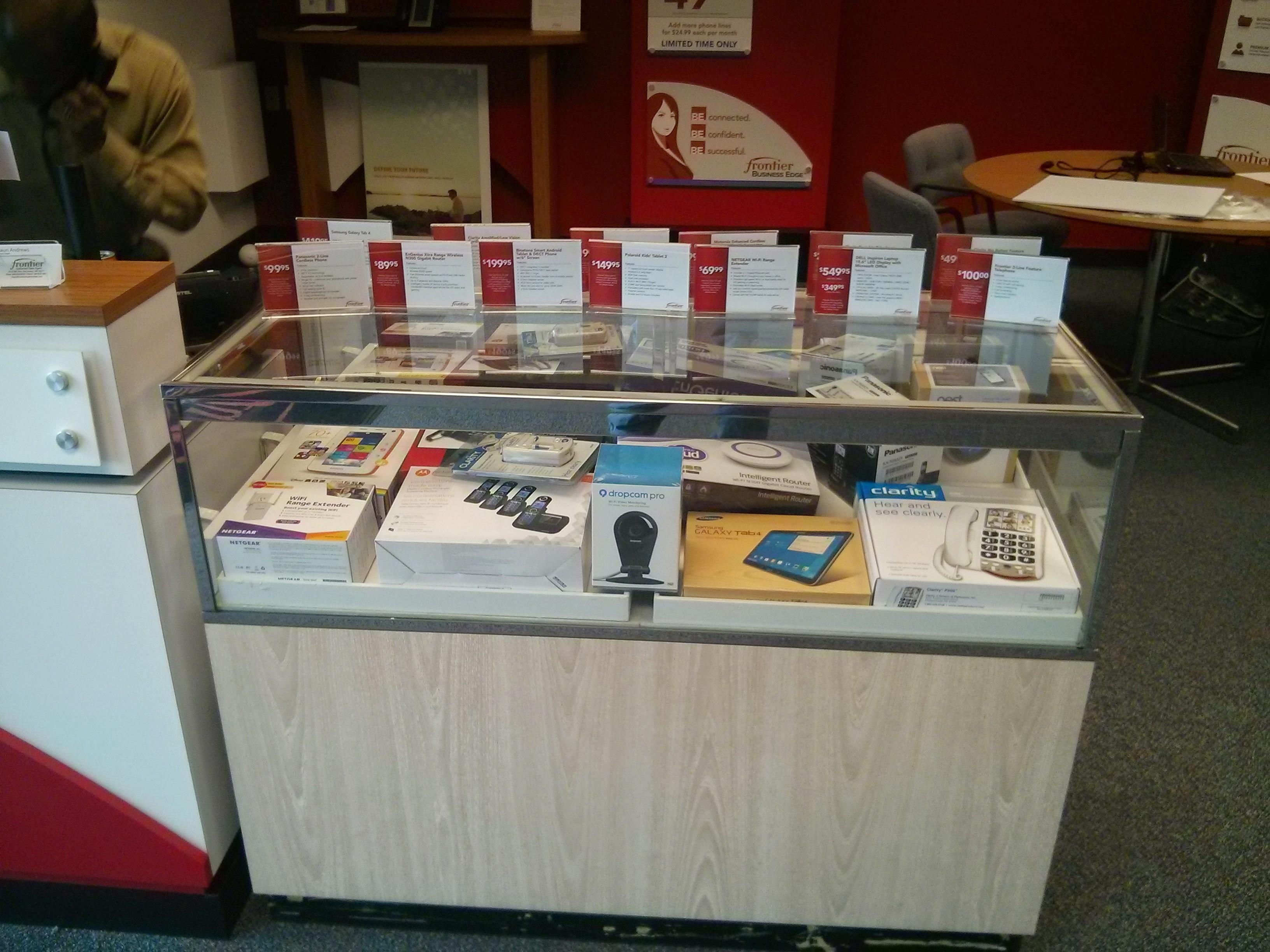 Frontier Communications Premier Store | 60 SE 8th Ave, Oak Harbor, WA, 98277 | +1 (360) 757-3256