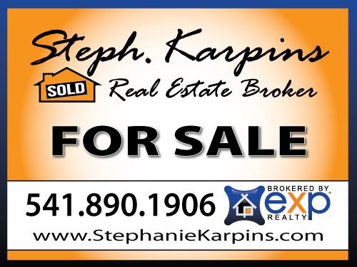 Steph Karpins Real Estate Broker EXP Realty LLC Medford Oregon | Medford, OR, 97501 | +1 (541) 890-1906