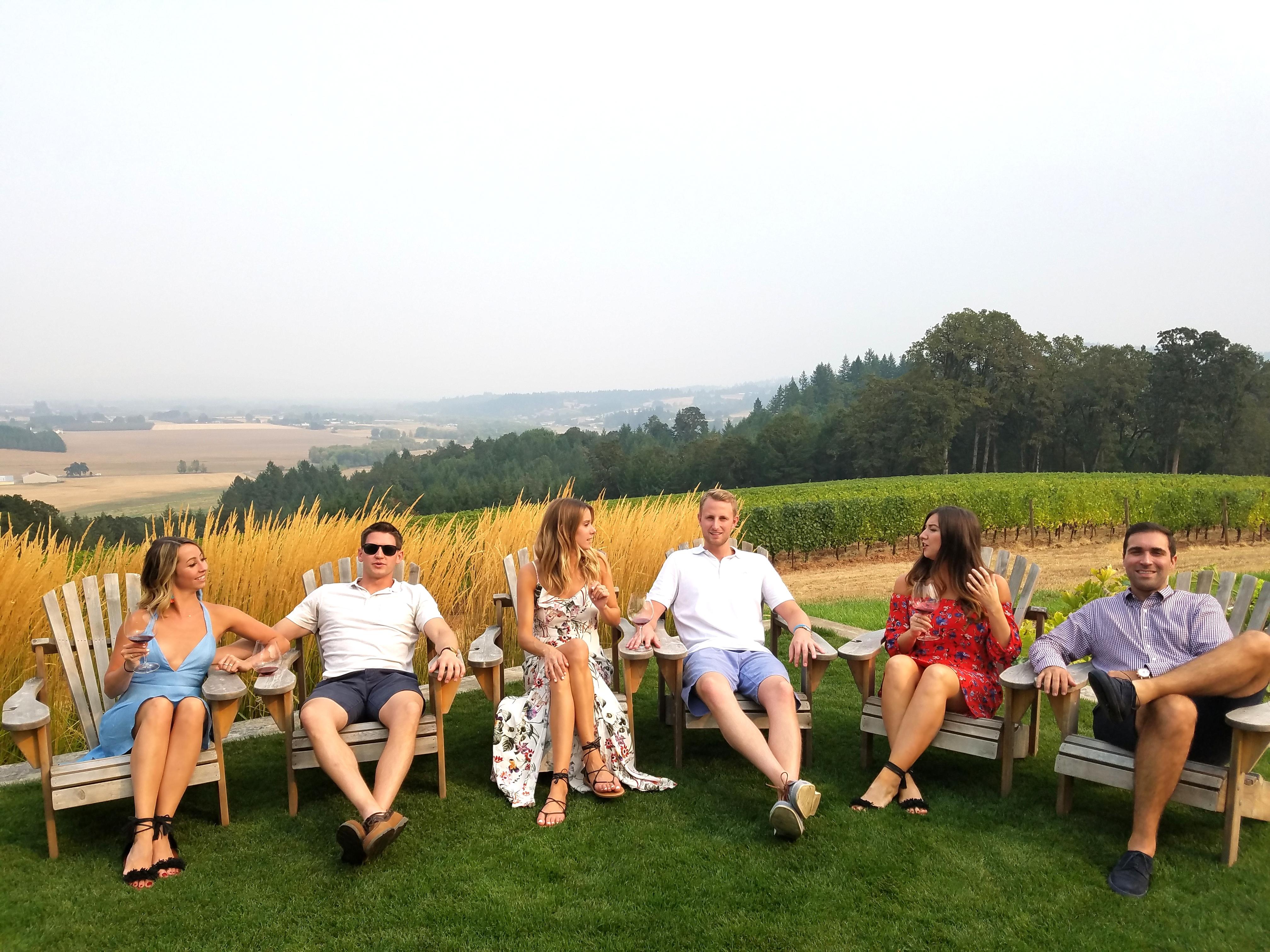Willamette Valley Tour-Portland and Oregon Wine Tours   3606 SE Steele St, Portland, OR, 97202   +1 (503) 558-4600