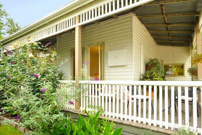 Courtyard Cottage - Healesville Yarra Valley | 8 St Leonards Road, Healesville, Victoria 3777 | +61 425 766 954