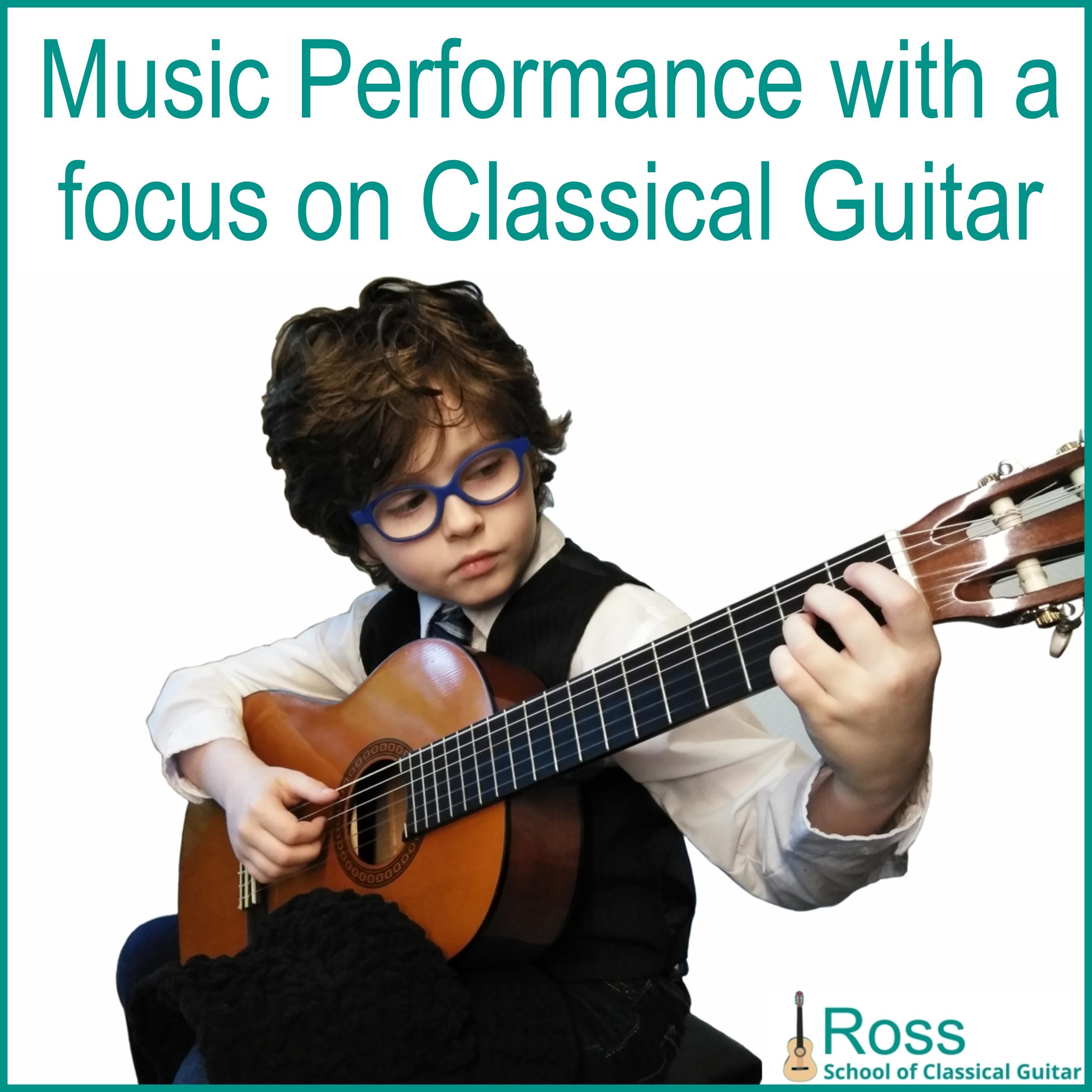 Ross School of Classical Guitar | 23115 NE Canyon Rd, Battle Ground, WA, 98604 | +1 (360) 597-2597