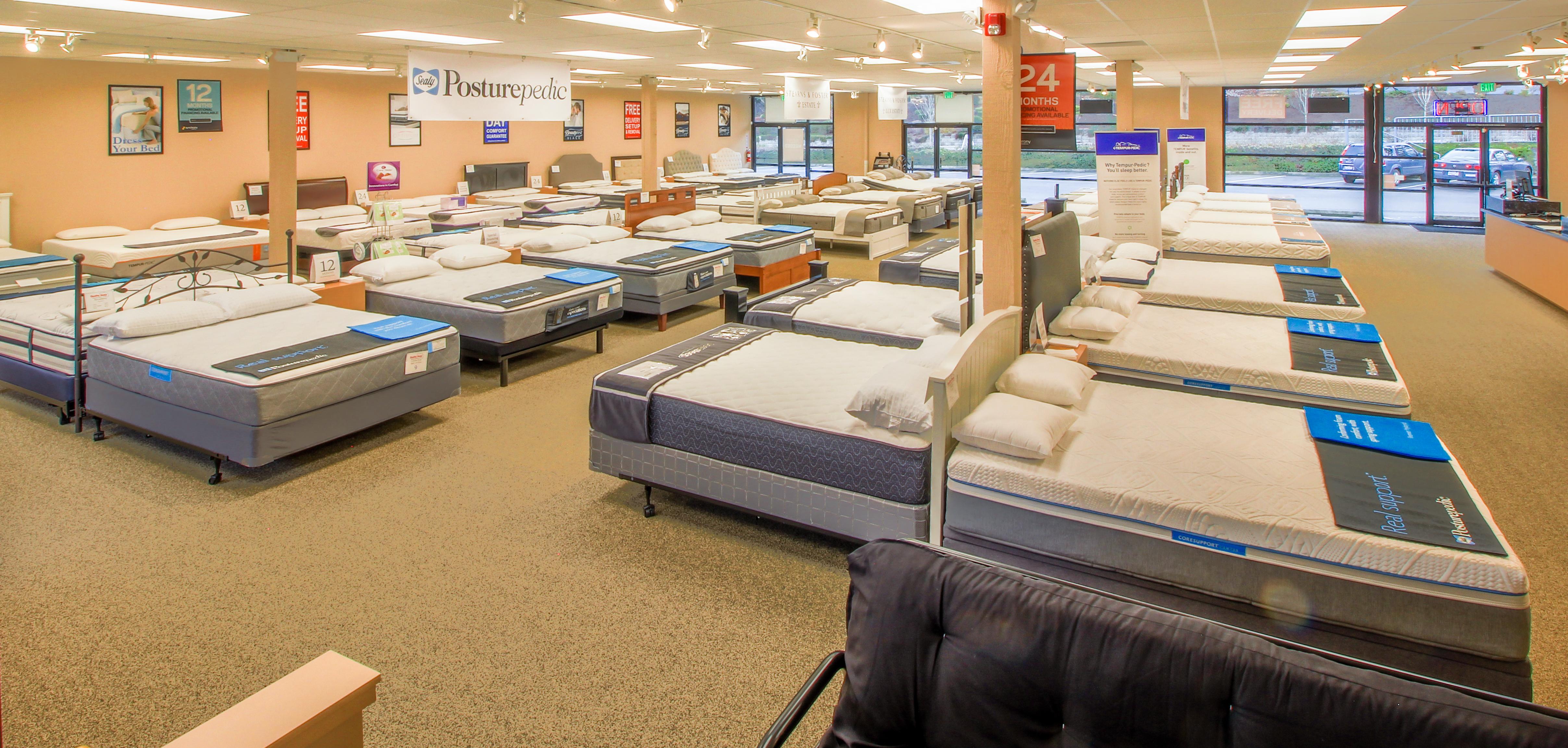 Quality Sleep Mattress Store Bellevue | 12121 Northup Way Ste 207, Bellevue, WA, 98005 | +1 (425) 449-8090