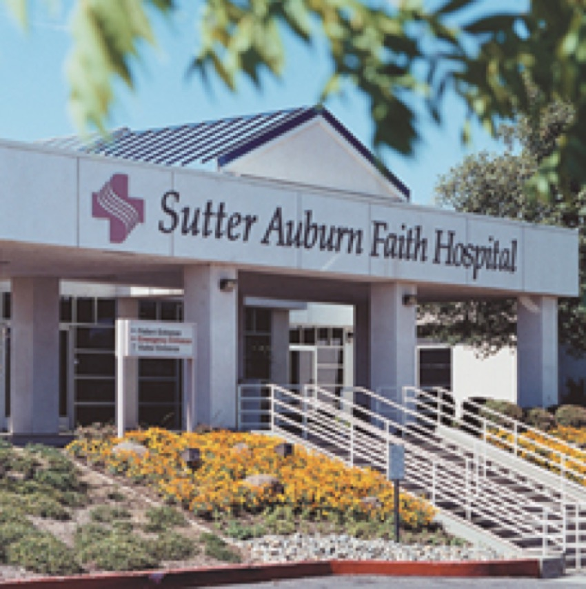 Nutrition & Food Services: Sutter Auburn Faith Hospital | 11815 Education Street, Cafeteria, Auburn, CA, 95602 | +1 (530) 888-4514